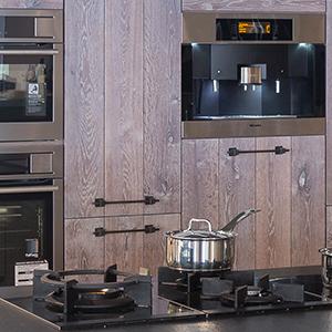 Collectie keukens westland keukens - Eigentijdse landelijke keuken ...